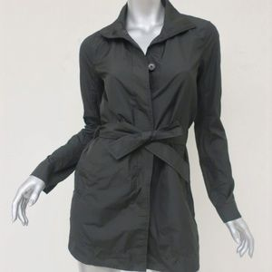 James Perse Yosemite Trench Coat